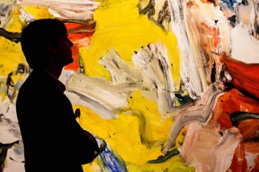 Untitled XXI, Willem de Kooning